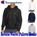 Champion チャンピオン リバースウィーブ パーカー プルオーバー ワンポイント刺繍 USAモデル REVERSE WEAVE メンズ トップス/CP3