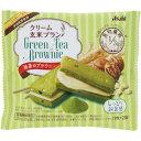 (6個セット)バランスアップ クリーム玄米ブラン 抹茶のブラウニー (1枚*2袋入)×6個