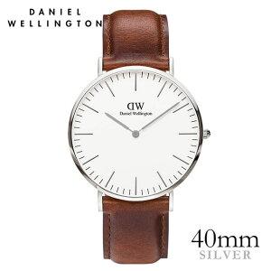 ポイント レビュー クリーナー プレゼント ダニエル ウェリントン Wellington セイント・モーズ シルバー レディース