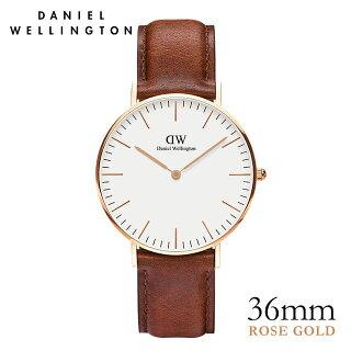 [ポイント10倍][送料無料][正規品 2年保証][レビュー記入でクリーナープレゼント]2016上半期楽天ランキング腕時計第8位 ダニエルウェリントン 腕時計 ...