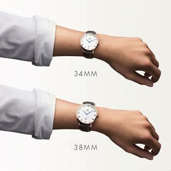 DanielWellington【ダニエルウェリントン】ダッパーブリストル/ローズ38mm腕時計DapperBristol