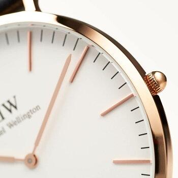 DanielWellington【ダニエルウェリントン】セイント・モーズ/ローズ40mm腕時計ClassicStMawes