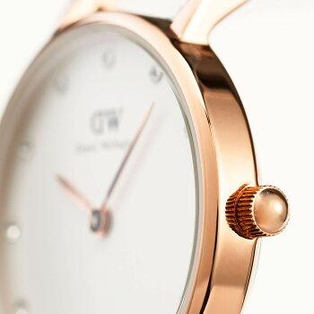 DanielWellington【ダニエルウェリントン】オックスフォード/ローズ26mmクラッシー腕時計ClassyOxford