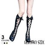 ERIMAKISOX【エリマキソックス】エリマキソックスレースアップハイ全3色