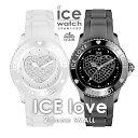 アイスウォッチ アイスラブ ICE-WATCH ICE love スモールサイズ 全2色 腕時計 レ...