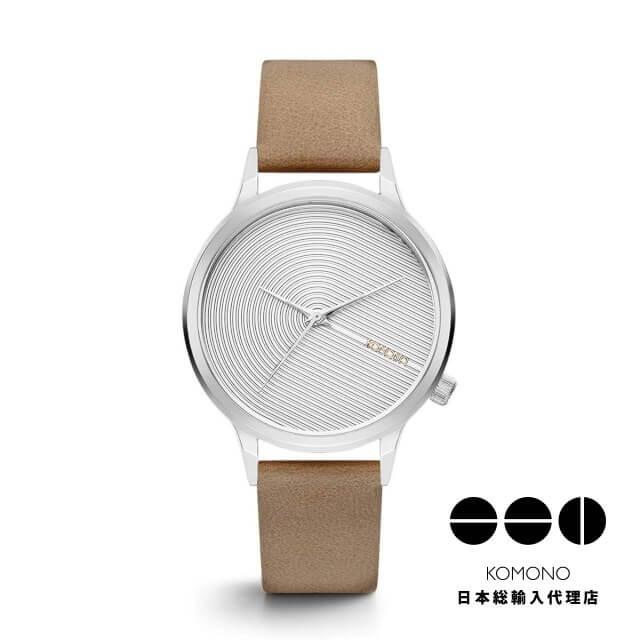 腕時計, レディース腕時計 KOMONO LEXI DECO NUDE