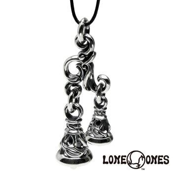 LONEONES【ロンワンズ】2ベルハンガーペンダント/L/クレーンベルスモール&ミディアム