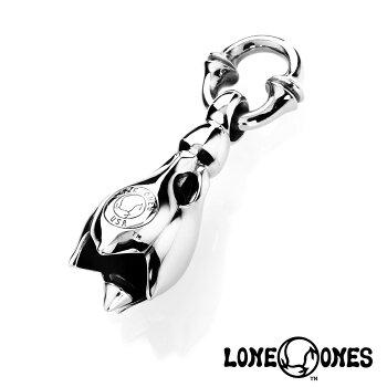 LONEONES【ロンワンズ】ティアーベルペンダント/L