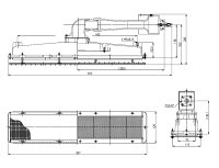 リンナイガス赤外線バーナーユニット(シュバンク)【R-1603S3】
