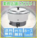 【即納可】【業務用】 リンナイ ガス炊飯器 卓上型 3升(6.0L) RR-30S1【送料無料】【新品】【プロ用】 /テンポス