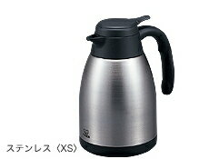 タイガー魔法瓶ステンレスポット1.6L【PWL-B162-XS】