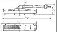 リンナイガス赤外線バーナーユニット(シュバンク)【R-612FS】