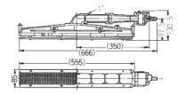 リンナイガス赤外線バーナーユニット(シュバンク)【R-823FS】