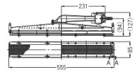 リンナイガス赤外線バーナーユニット(シュバンク)【R-823S(A)】