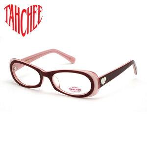 TAHCHEE RX ターチー レディース UVカット サングラス CARDIFF カーディフ No.5 レッド / ピンク メガネ フレーム 眼鏡 アイウェア 【RCP】
