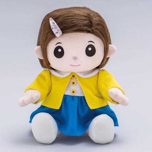 あす楽♪500円クーポン♪プレゼント付♪ポイント10倍!【ものしりパートナー いっしょに脳トレ「おりこうのんちゃん」】 音声認識人形 しゃべる人形 女の子 しゃべるぬいぐるみ お話し人形 会話ロボット おりこう のんちゃん ノンちゃん ()