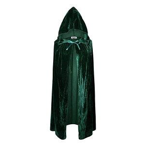 即納 ハロウィン マント コスプレ ヴァンパイア 吸血鬼 コスプレ レディースドラキュラ マント デビル 悪魔 魔女  コスチューム コスプレ衣装 変装 仮装  フード付き ケープ  マント カラー