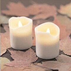 今ならレビューを書いて3%OFF!【P0707】スマートキャンドル(smart candle) リアルキャンドル(...