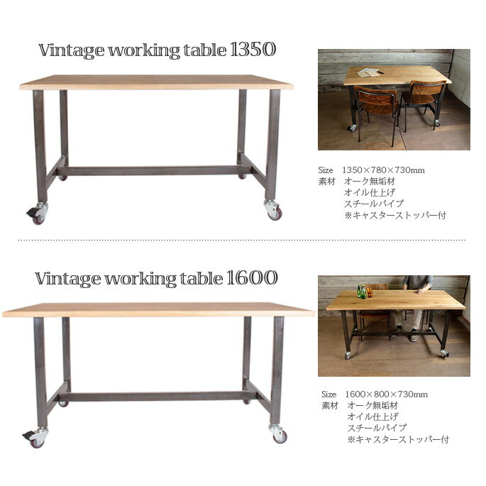 1350 vintage working for Table width not working