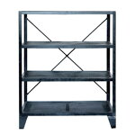 IRON MESH SHELF 90