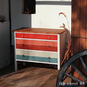 ikpチェスト(CHEST) IKP(イカピー) 古材収納家具 送料無料