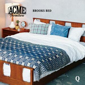BROOKS BED(ブルックスベッド) QUEEN(クイーンサイズ) ACME Furniture(アクメファニチャー) 送...