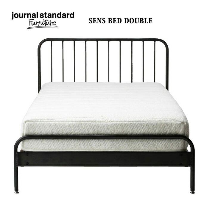ジャーナルスタンダードファニチャー journal standard Furniture SENS BED DOUBLE(サンクベッド ダブル)