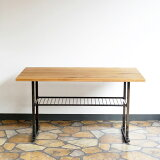 オーク無垢材を贅沢に使用したソファ用テーブル!FOWLERMIDDLETABLE(ファウラーミドルテーブル)BIMAKES(ビメイクス)送料無料