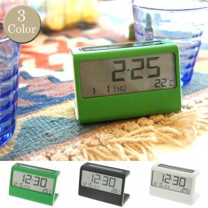 エラクロック(ELA CLOCK )置き時計 LR102 レクソン(LEXON)全3色(ホワイ…