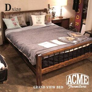 商品到着後レビューを書いて3%OFF!GRAND VIEW BED (グランドビュー ベッド) DOUBLE(ダブルサ...