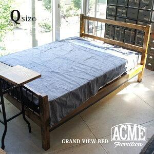 商品到着後レビューを書いて3%OFF!GRAND VIEW BED (グランドビュー ベッド) QUEEN(クイーン...