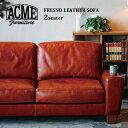 アクメファニチャー ACME Furniture FRESNO LEATHER SOFA 2-Seater