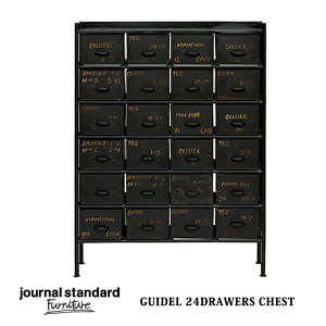 GUIDEL 24DRAWERS CHEST(ギデル24ドロワーチェスト) journal s…