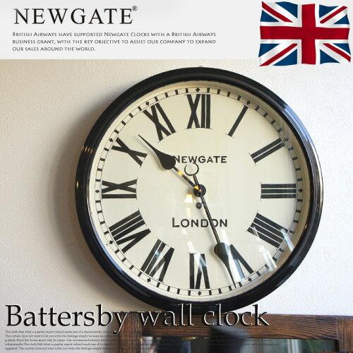 Battersby wall clock(バタースビーウォールクロック) 掛け時計 NEW GATE(ニューゲート) TR-4257 ...