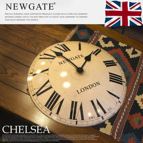 Chelsea(チェルシー) ウォールクロック 掛け時計 NEW GATE(ニューゲート) TR-4259 送料無料