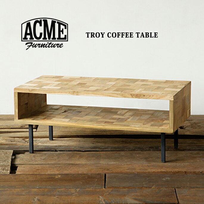 アクメファニチャー ACME Furniture TROY COFFEE TABLE(トロイコーヒーテーブル) 送料無料