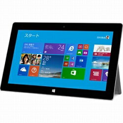 【送料無料】マイクロソフトSurface 2 32GB 単体モデル [Windowsタブレット・Office付き] P3W-0...