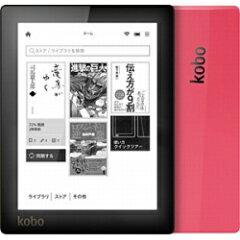【送料無料】KOBO電子書籍リーダー kobo aura (ピンク) N514-KJ-PK-S-EP [N514KJPKSEP]