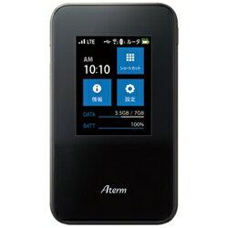 【送料無料】NECLTEモバイルルーター(LTE+11ac/n/a+11n/g/b・親機単体) Aterm MR03LN 8B P...