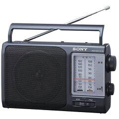 【送料無料】 ソニー FM/AMポータブルラジオ ICF-801 【ワイドFM対応】[ICF801]