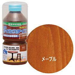 ニッペホームプロダクツ NIPPONPAINT 【ワシンペイント】 水性オイルステイン(メープル) 300ml