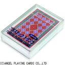 エンゼルプレイングカード ANGEL PLAYING CARDS プラスチック製トランプ[人気ゲーム 1202]