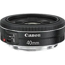 【送料無料】 キヤノン 交換レンズ EF40mm F2.8 STM【キヤノンEFマウント】[E…