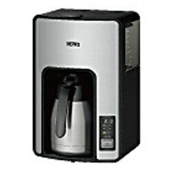 【あす楽対象】【送料無料】 サーモス コーヒーメーカー (1.0L) ECH-1000-CS クリアステンレ...
