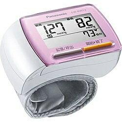 パナソニック Panasonic 手首式血圧計 EW-BW13-M ライトピンク[EWBW13M]
