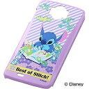 レイアウト Disney Mobile N-03E用 シェルジャケット...