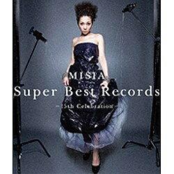 ソニーミュージックマーケティングMISIA/MISIASUPERBESTRECORDS-15thCelebration-通常盤