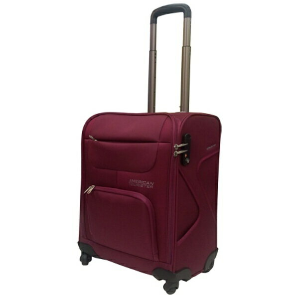 American tour star TSA lock equipped with soft carry MV+SS (39 L) 20T91001 grape [products direct from manufacturers and cod delivery cannot be time between acceptable].