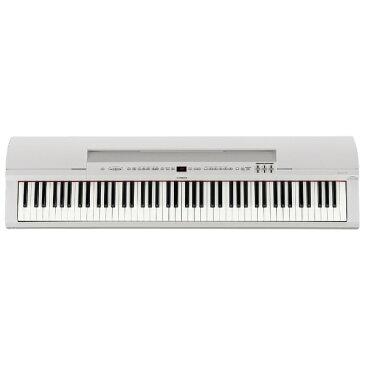 【送料無料】 ヤマハ YAMAHA ステージピアノ P-255WH ホワイト [88鍵盤][P255WH]