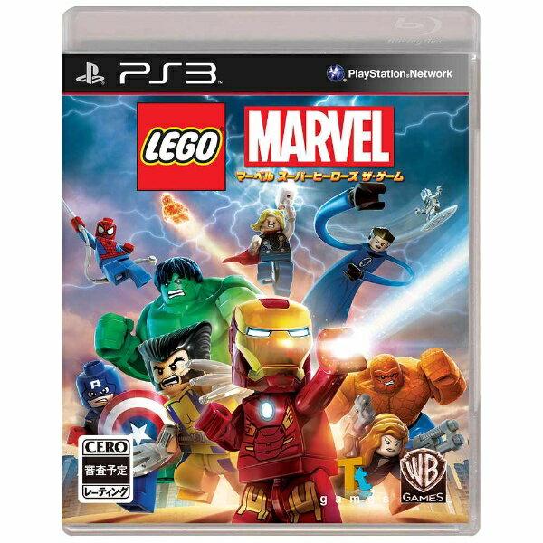 ワーナーブラザースジャパンWarnerBros.LEGO(R)マーベルスーパー・ヒーローズザ・ゲーム PS3ゲームソフト
